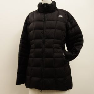 The North Face Womens 550 Down Coat Sz L